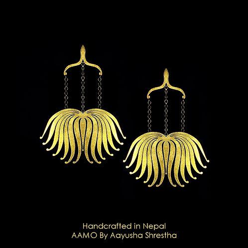 Phool Earrings