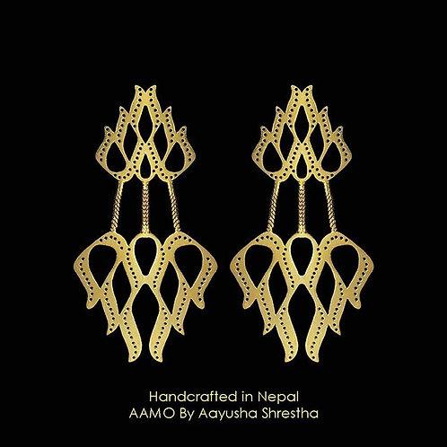Trivani Earrings