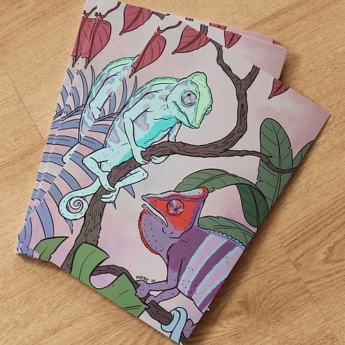 Print Kameleons A4