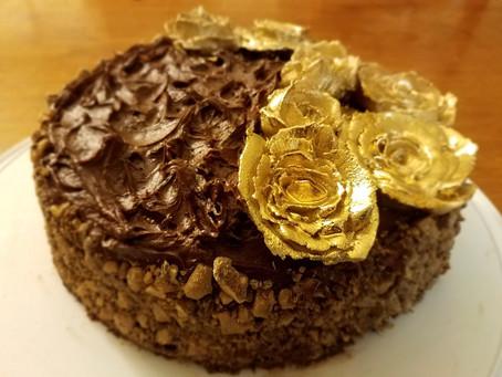 Recipe: Heath Bar Pudding Cake with Butterscotch Filling