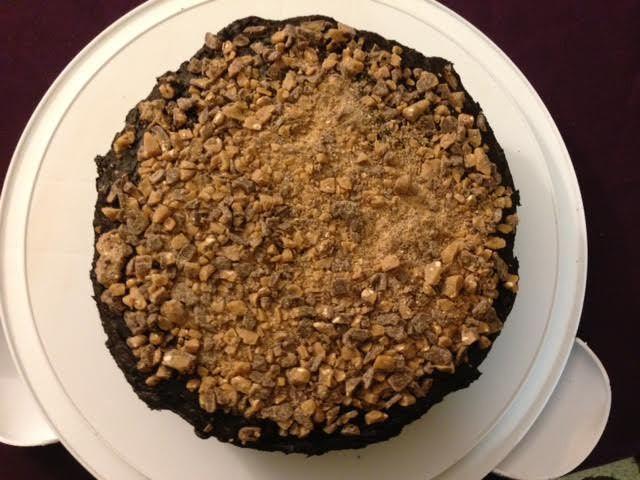 Heath Bar Cake2