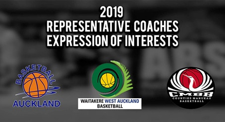 2019 Representative Coaches Expression of Interests
