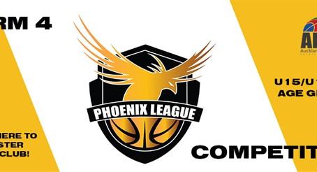 Term 4 Phoenix League Club Competition