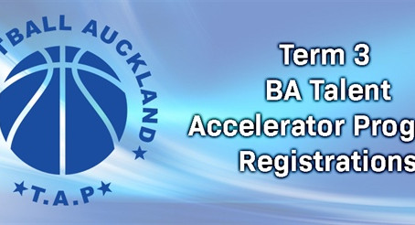 Term 3 B.A. TAP (Talent Accelerator Program) Registrations Open!