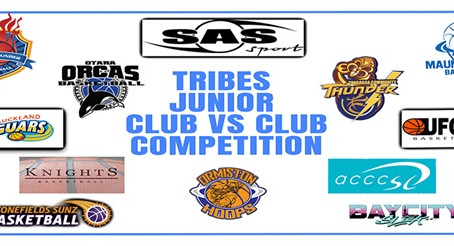 Term 3 SAS Tribes Junior Club vs Club Competition Nearly Underway!