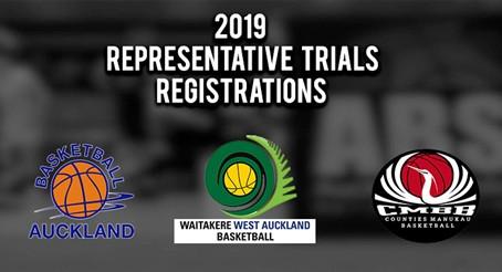 2019 Representative Trial Registrations Now Live!
