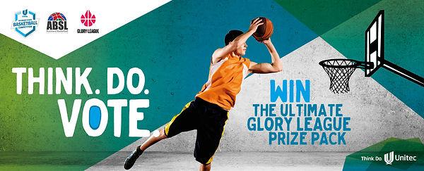 48088 Unitec Glory league B ball 900x365