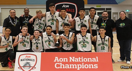 U15 Aon Nationals Re-Cap