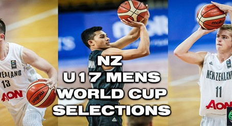 NZ U17 Men's World Cup Selections
