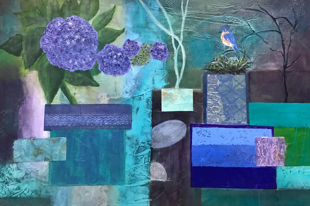 Bye-Bye Birds by Shirley Shepherd