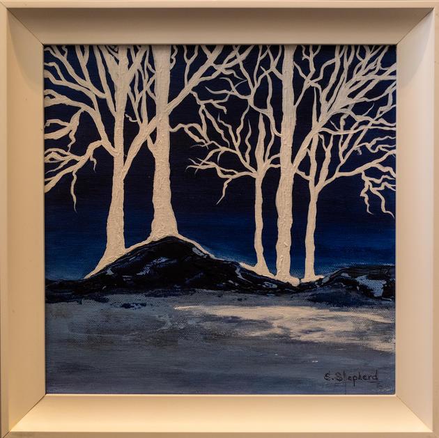 """Winter"" by Shirley Shepherd"
