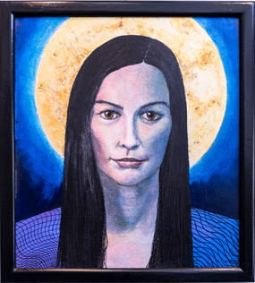 Sister Moon by Tim Haugh