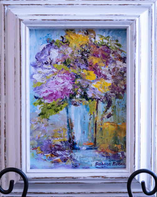 Spring Delights by Barbara Pirkle SOLD