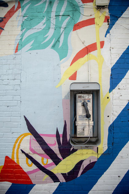 Payphone by Christopher Swafford