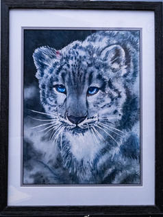 Blue Eyes by Deanna Fitz