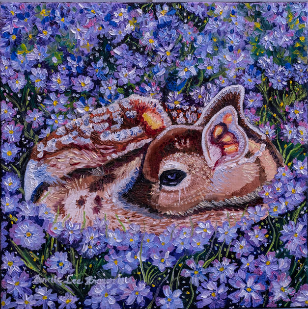 The New Fawn by Bonnie Braunius
