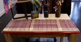 Table Runners by Donna Morris