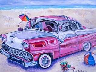 Beach Dreams by Bonnie Braunius