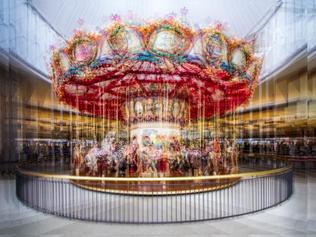 """Carousel Round"" by David Dobbs"
