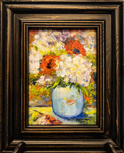 """""""A Little Touch of Color"""" by Barbara Pirkle - SOLD"""