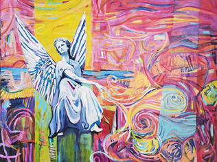 Angel by Sandra Ackovic