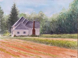 """Local Farm"" by Ban Shakir"