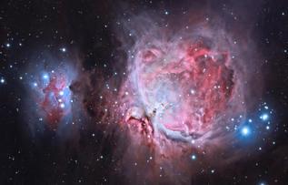 """""""The Orion Nebula"""" by Jason Smith"""