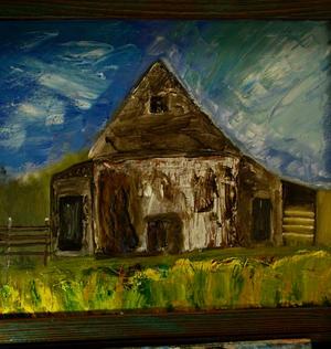 """""""The Farm Life"""" by Howard Ramey"""