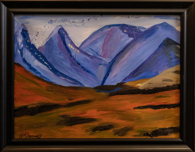 """Norway"" by Howard Ramey"