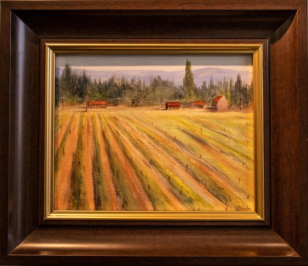 """""""Grape Farm"""" by Ban Shakir"""