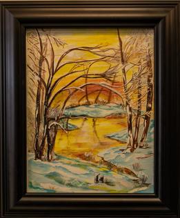 """""""Winter Color"""" by Joanne Croghan"""