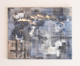 Grey by Meg Galgano - SOLD