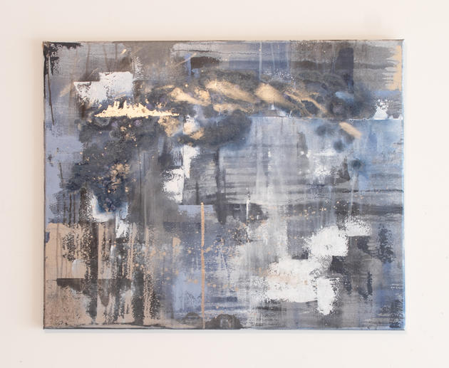 Grey by Meg Galgano - SOLD