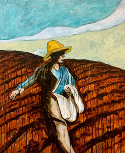 """""""The Sower"""" by Michael Herman"""
