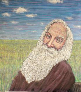 """Walt Whitman: Leaves of Grass"" by Tim Haugh"