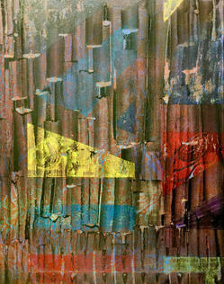 Tearing Down the Walls by Kathy de Cano