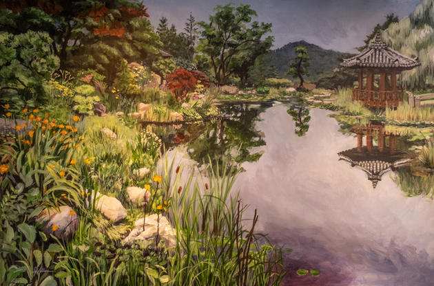 """Garden of Hope"" by Jessica Valderrama"