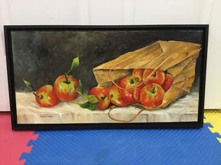 An Apple A Day by Sandra Tomey