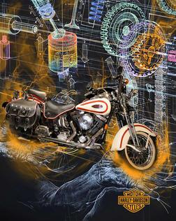 """My Favoirte Ride"" by Robert Richardson"