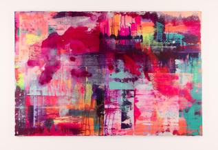 Neon I by Meg Galgano