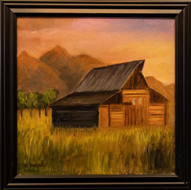 """Farm"" by Margaret Masak"