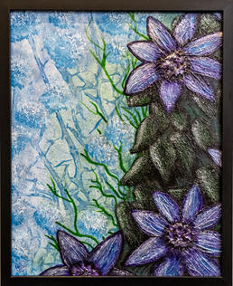 """""""This, Too, Shall Pass"""" by Kathy de Cano - SOLD"""