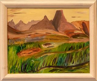 """""""Santa Fe"""" by Howard Ramey"""