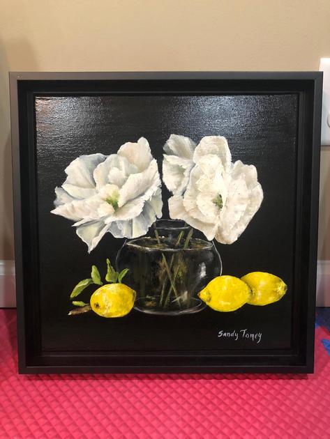 Lemons by Sandra Tomey
