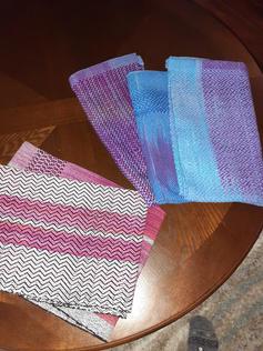 """Cotton Kitchen Towels"" by Donna Morris"