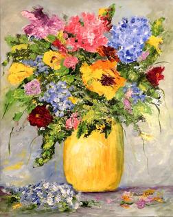 """Spring Jubilee"" by Barbara Pirkle"