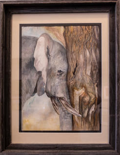 Reflection by Deanna Fitz - SOLD