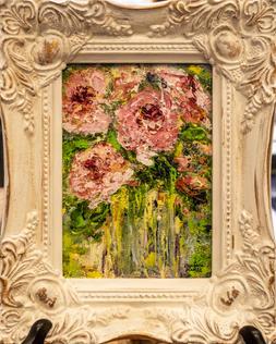 """Pretty in Pink"" by Barbara Pirkle - SOLD"