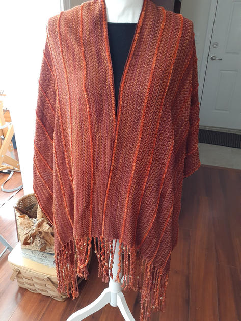 Shawls by Donna Morris