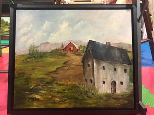 Family Farm by Sandra Tomey